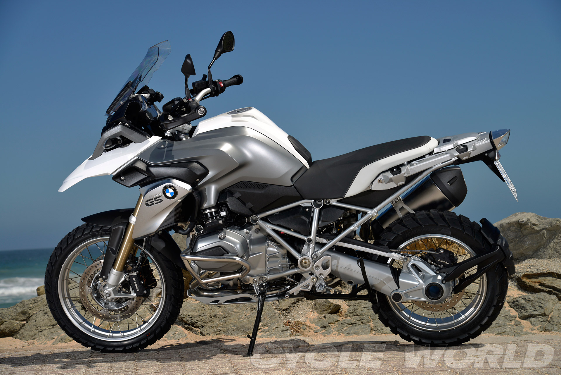 Bmw R1200gs Adventure Alpine White 2013 Bmw R1200gs Alpine
